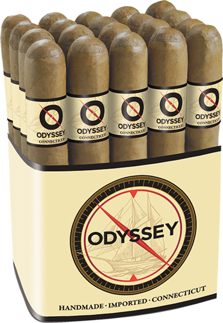 Odyssey Connecticut Robusto 5x50