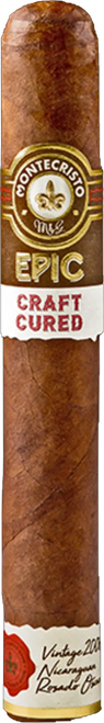 Montecristo Epic Craft Cured Robusto 52x6