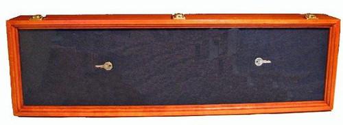 9 x 25 x 2   Wood Display Case