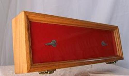 9 x 16 x 2 Wood Display Case