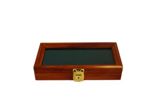 10 x 5 x 2 Cedar Display Case