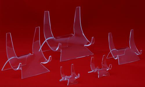 Acrylic Display Easel Stands