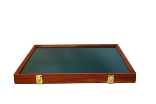 24 x 18 x 2 Cedar Display Case