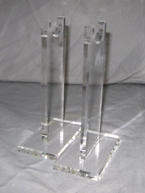 Acrylic Tall Rifle Stand