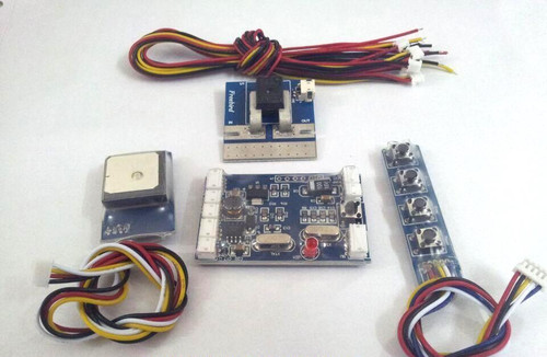 SUPPO FPV Easy OSD Free Bird v3.71 (formerly Pigeon) + 10hz GPS + Current sensor