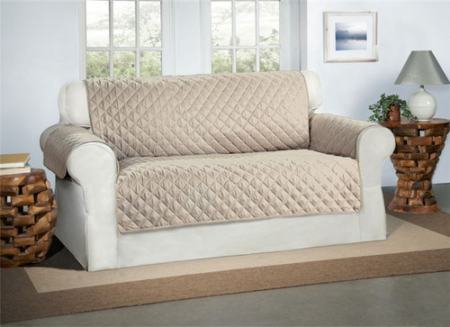 Safari Homeware Sofa Armchair Settee Couch Furniture Protector Quilted Luxury Cover Throw