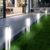 Heavy Duty Large Solar Light.  Auto on/off/charge.  Day & night detection.  IP44 weather resistant