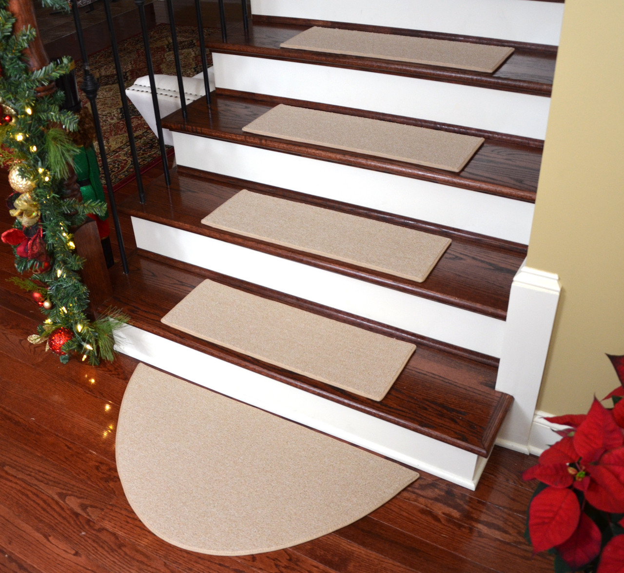 Non Slip Tape Free Diy Stair Treads 15 Count