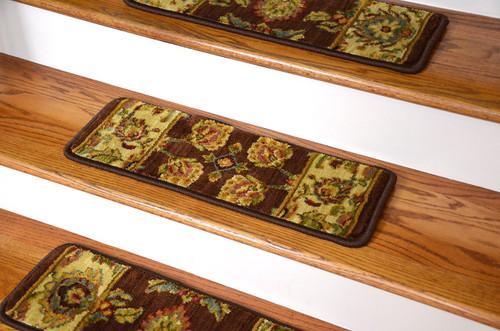 Dean Premium Super Soft Nylon Carpet Stair Treads Runner
