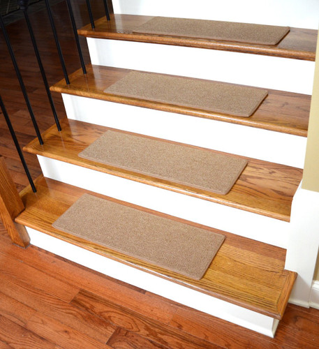 "Diy Stair Treads Out Of Flor Tiles: Dean DIY Carpet Stair Treads 23"" X 8"""