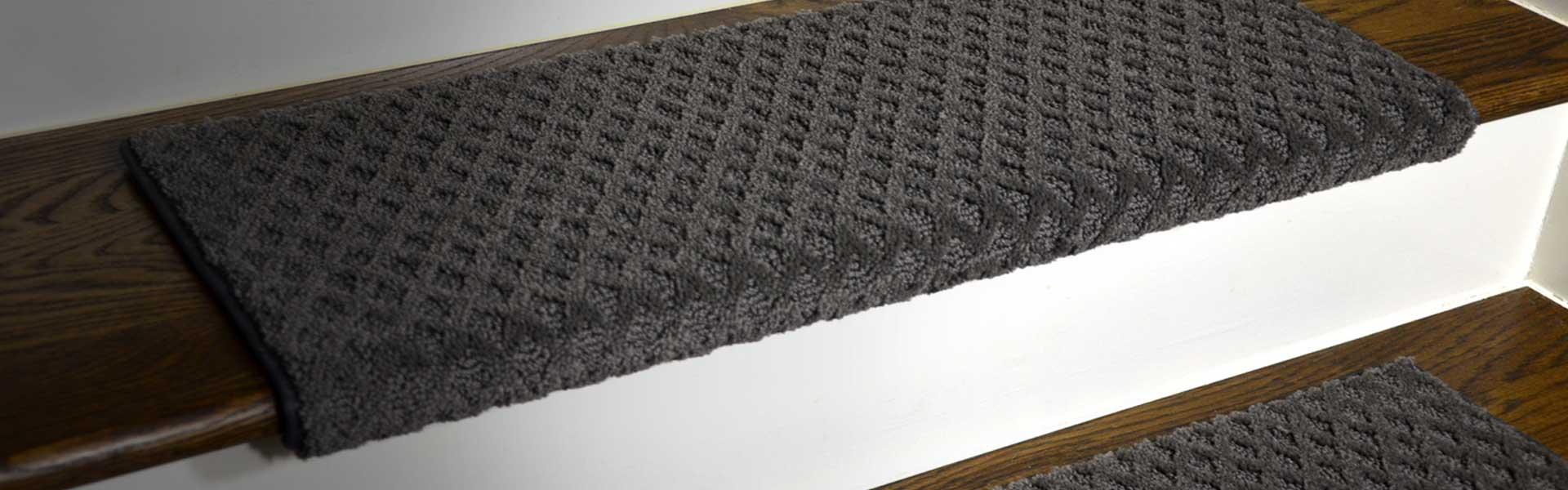 Image of: Carpet Stair Treads Runner Rugs Dean Flooring Company