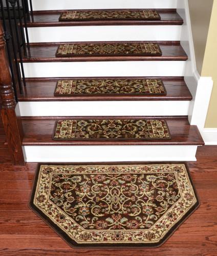 Dean Premium Carpet Stair Treads Classic Keshan