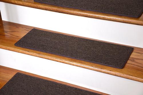Diy Carpet Stair Treads Brown 27 Quot X 9 Quot Set Of 13