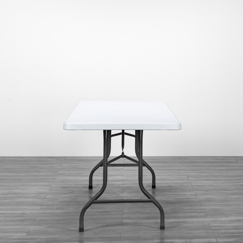 Poly Folding Table Rectangle