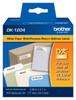 Brother dk1204 printer labels