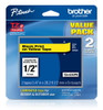 Brother TZ-631-2PK p-touch tape twin pack