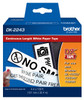 Brother dk2243 printer labels
