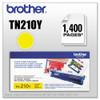 Brother TN210Y Yellow Cartridge