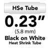 .23 In HSe tube
