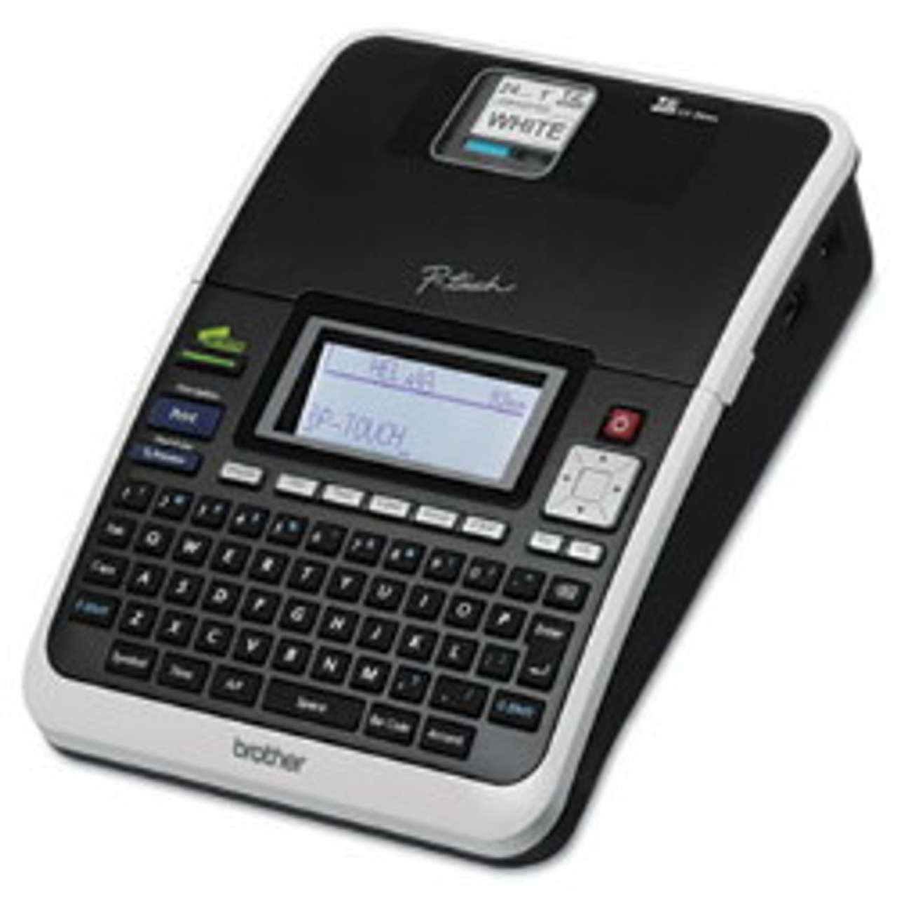 Brother Pt2730 Electronic Label Printer