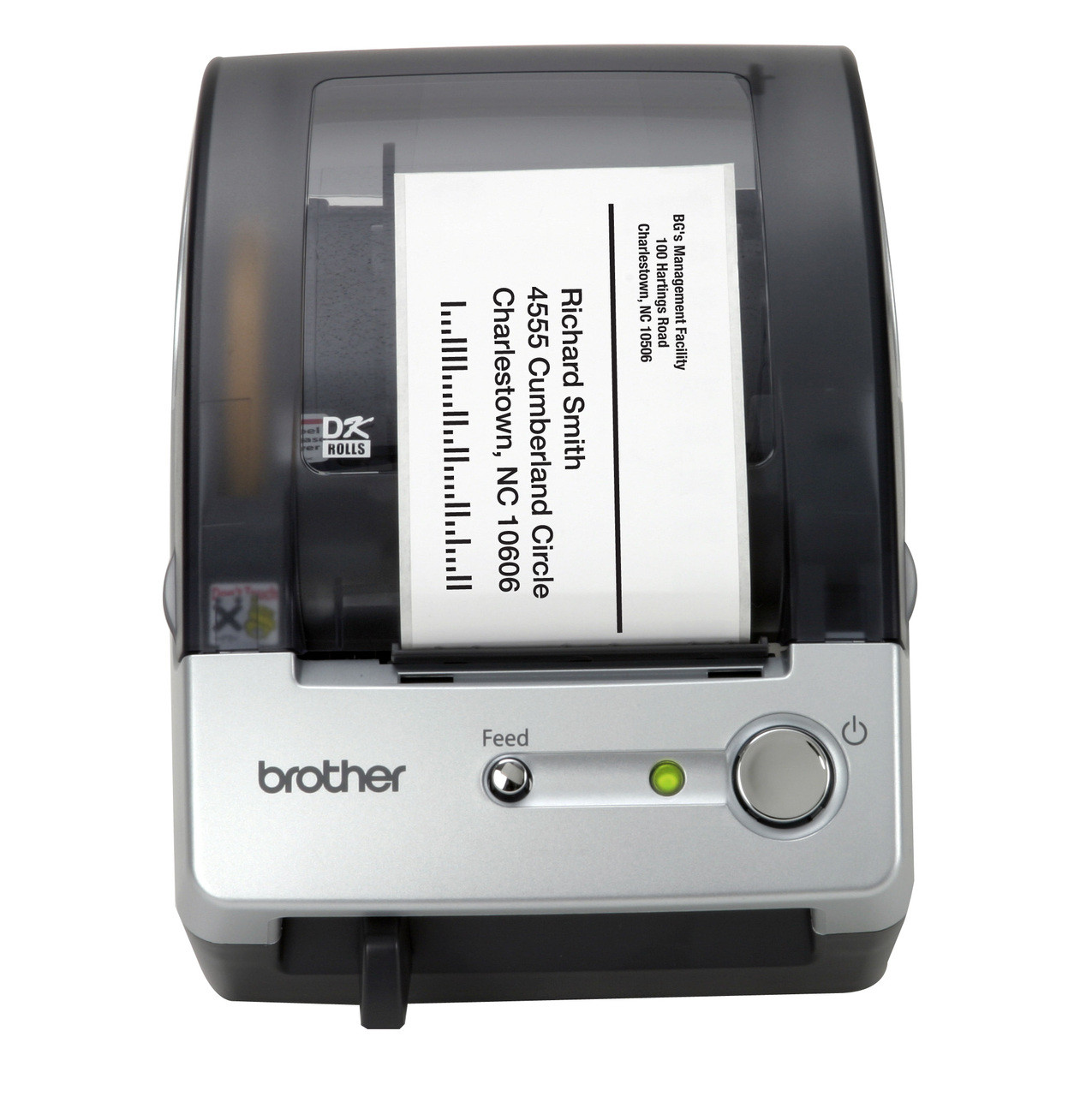 BROTHER QL 500 PRINTER DRIVERS FOR PC