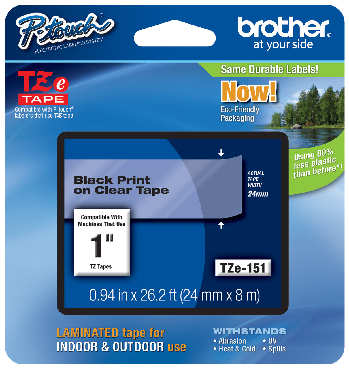 labels Tze211 Tze211 Black On White For Tz Strong Packing Able Brother Intl