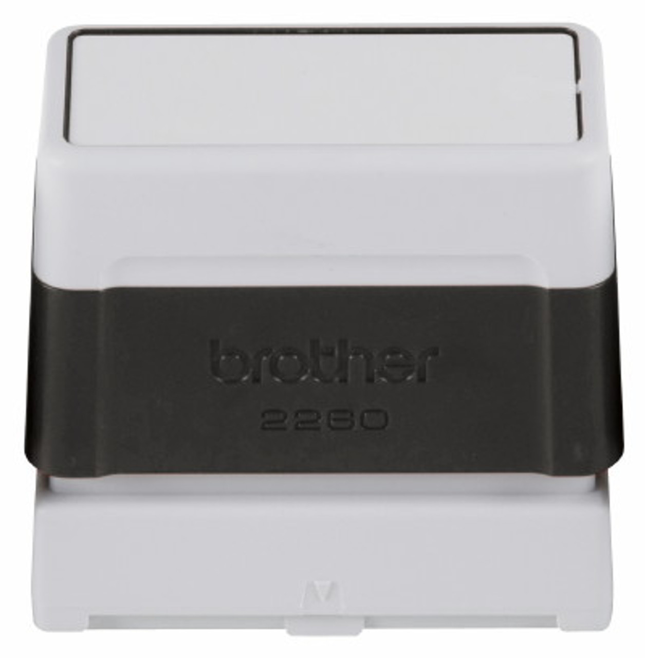22 x 60 mm Brother PR2260B Black Rubber Stamps .86 x 2.35 Box//6 for use in SC2000 StampCreator
