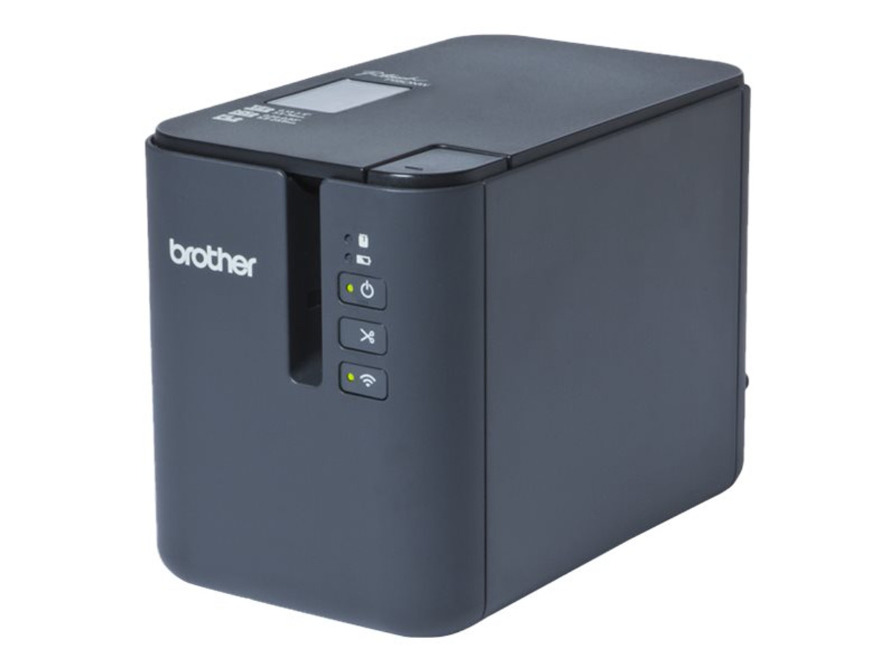 Brother PT-P900W Commercial Wireless PC Connectable Labeling System