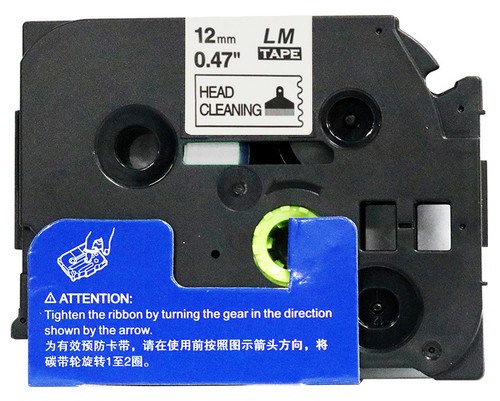 p-touch printhead cleaning tape
