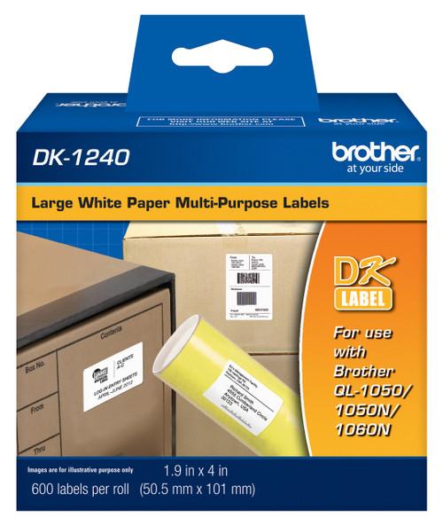 Brother dk1240 printer labels