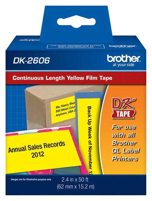 Brother dk2606 printer labels
