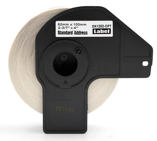 Compatible DK1202 Replacement labels