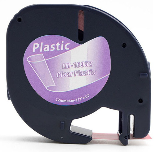 Compatible Dymo 16952 LetraTAG tape