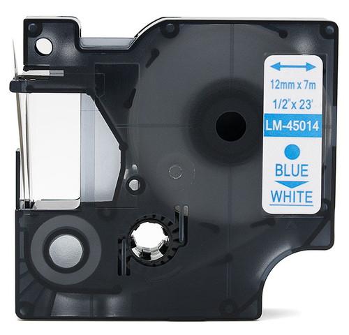 Compatible Dymo 45014 D1 tape