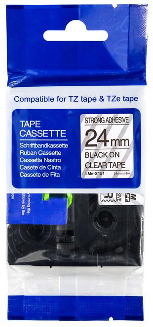 Compatible TZ-S151 p-touch tape