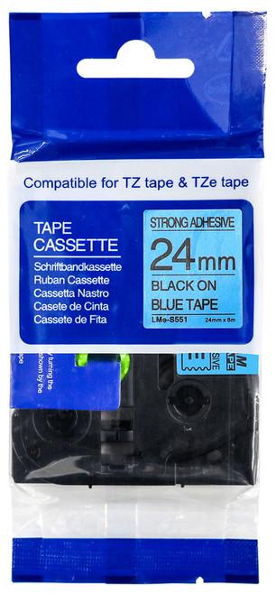 Compatible TZ-S551 p-touch tape