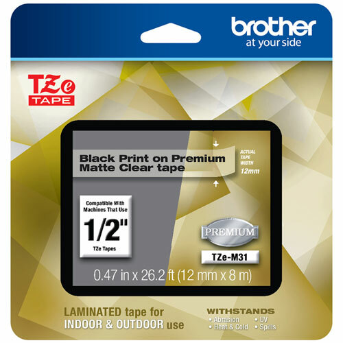 Brother TZe-M31 p-touch tape