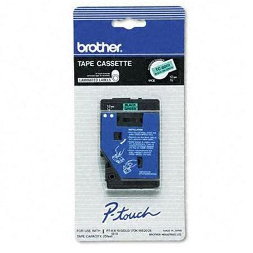 Brother TC8001 p-touch tape