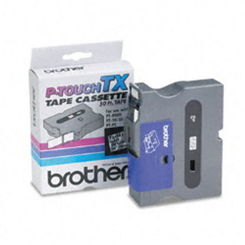 Brother TX-1411 p-touch label