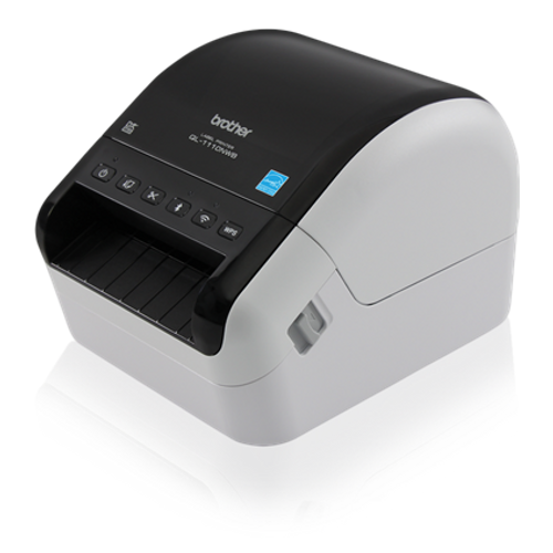Brother QL1110NWB Wide Format Professional Label Printer, QL-1110NWB