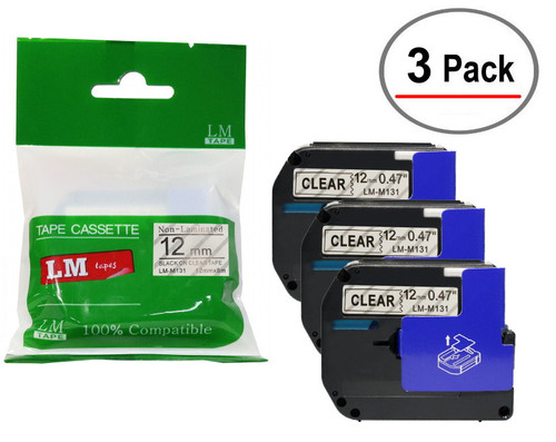 value pack 12mm compatible m131
