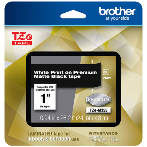 Brother TZe-M355 p-touch tape