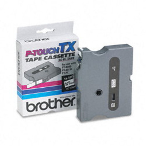 Brother TX-2311 p-touch label