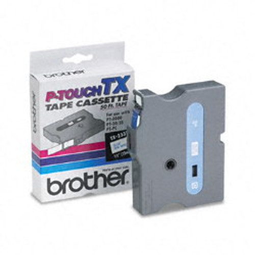 Brother TX-2331 p-touch labels