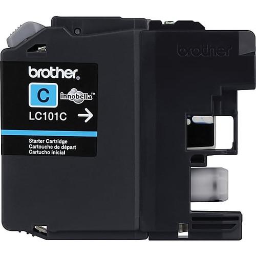 Brother LC-101C Inkjet Cartridge