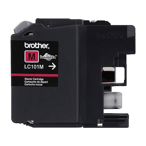 Brother LC-101M Inkjet Cartridge