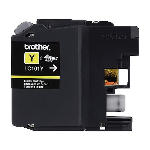 Brother LC-101Y Inkjet Cartridge