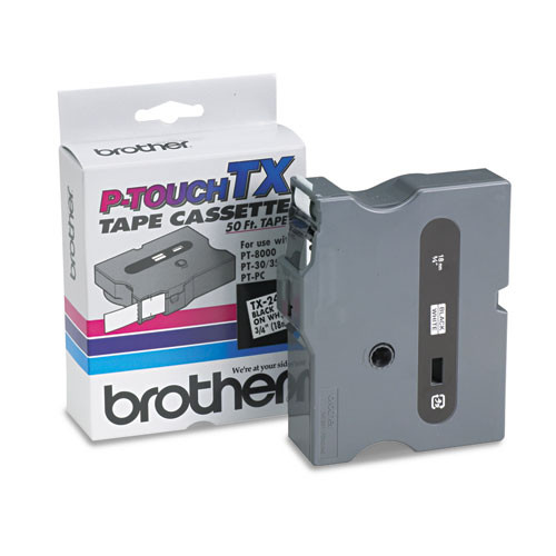 Brother TX-2411 p-touch tape