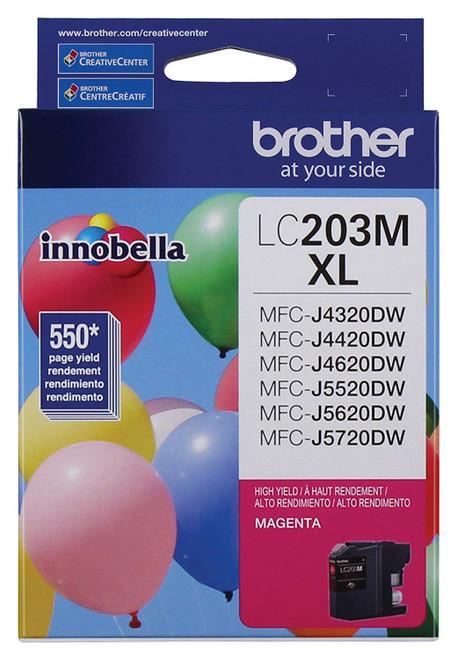 Brother LC-203M Inkjet Cartridge