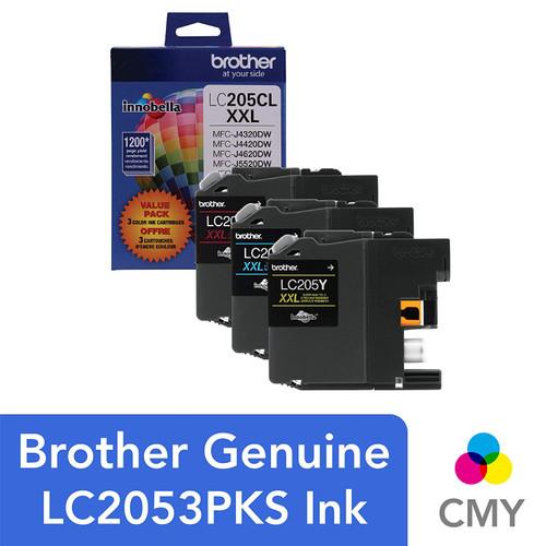 Brother LC-2053PKS Inkjet Cartridge